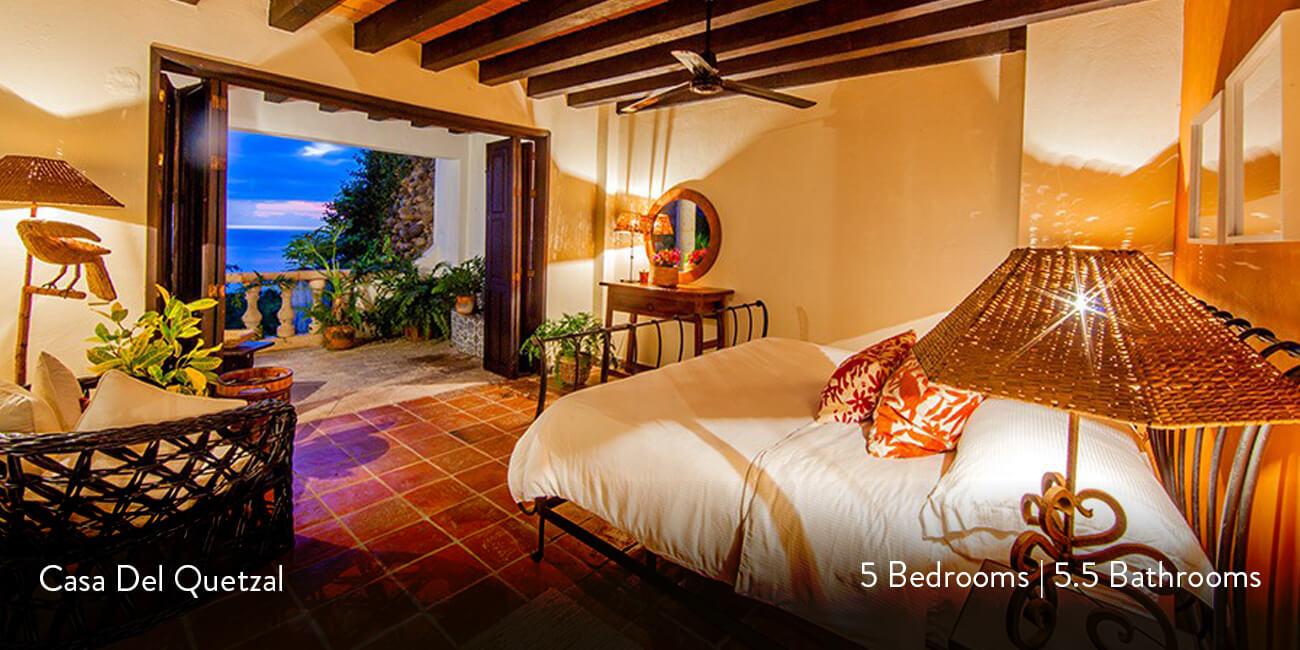 Casa del Quetzal | Puerto Vallarta