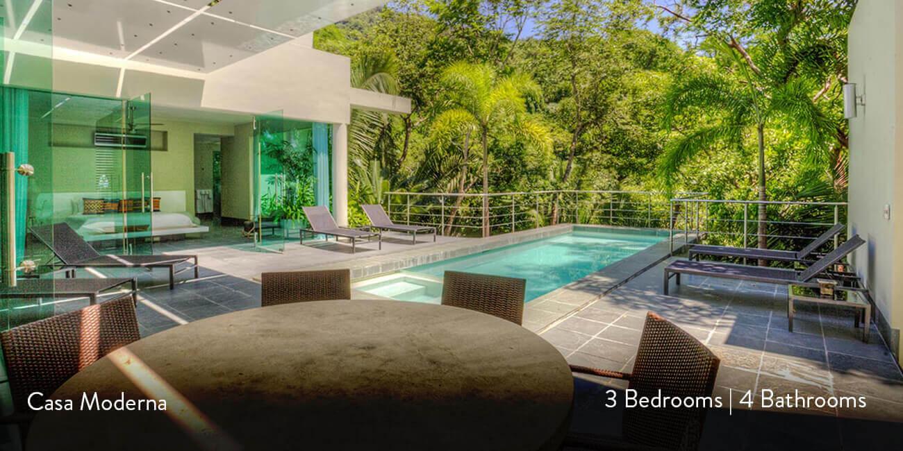 Elegant casa moderna with casa moderna for Casa moderna hotel and spa
