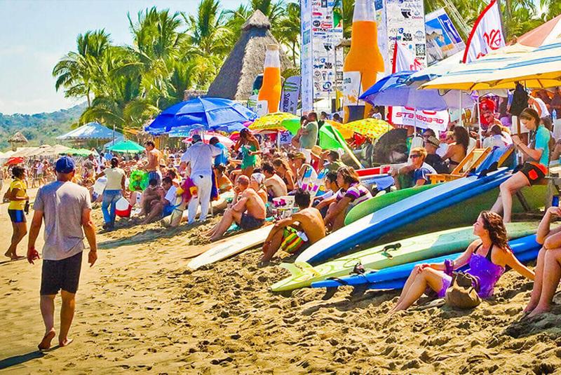 Sayulita The Boho Surf Town In Mexico